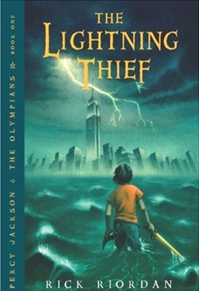 The Lightning Thief Book Review